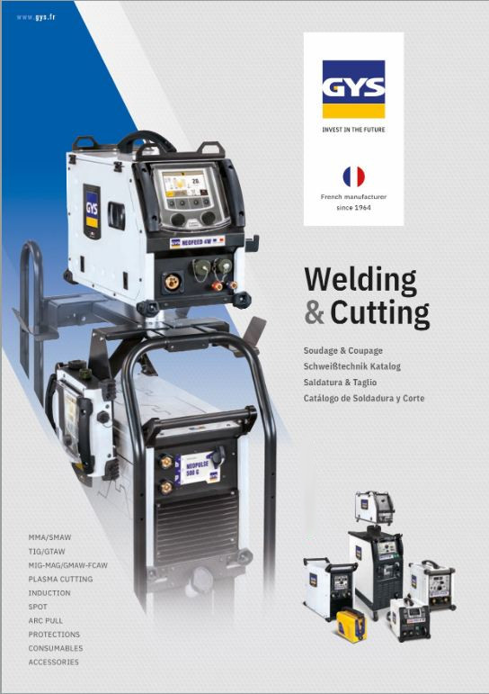 gys cutting and welding